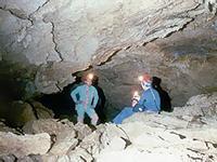 Cave trekking Austria