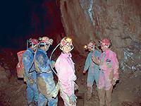 Cave trekking  Salzkammergut